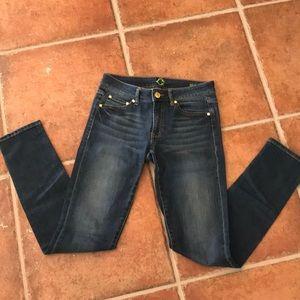 Skinny jeans. Like new